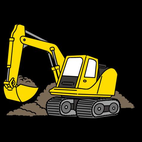 hydraulic_excavator_yellow
