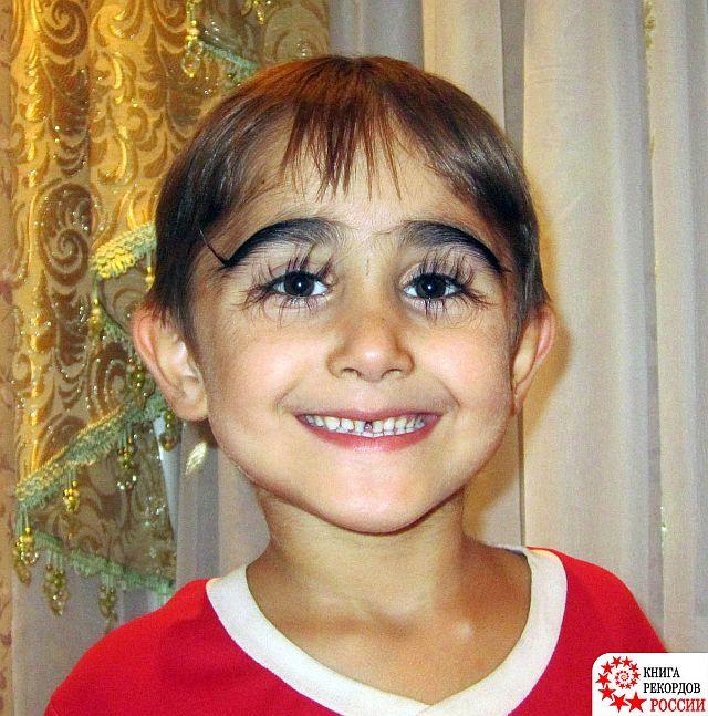 Man With Longest Eyelashes Wtf