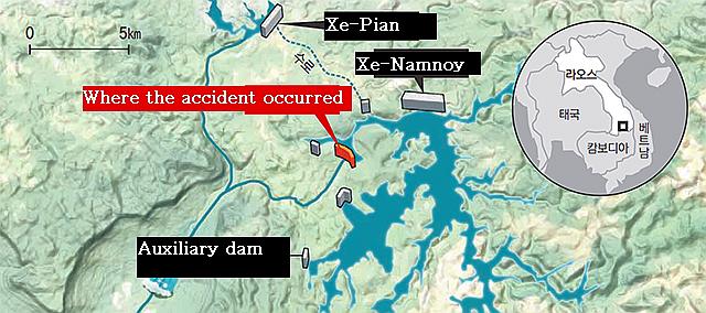 【ラオスのダム決壊】韓国企業など建設、ダム決壊の死者は34人 97人が行方不明 ->画像>37枚