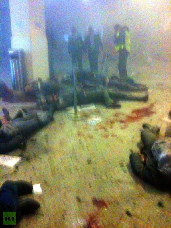 ドモジェドヴォ空港爆破事件
