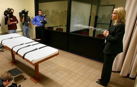 OHIO death chamber