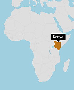 africa-map-kenya