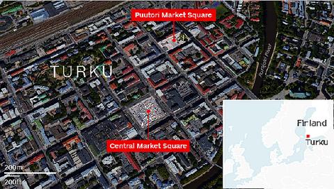 Finland attack  2 killed in Turku stabbing spree - CNN