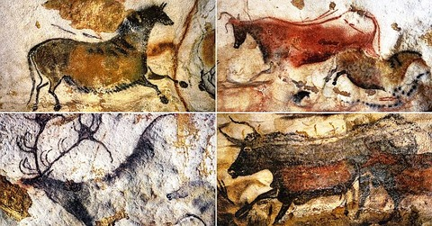 the-cave-art-paintings-of-the-lascaux-cave-