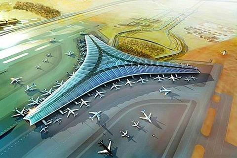 Africa Solar Powered Airport 01