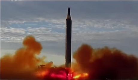 North Koreas Hwasong-12