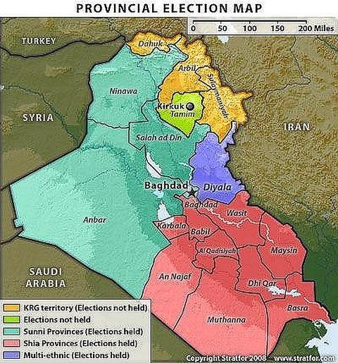 map-kirkuk-iraq-provinces