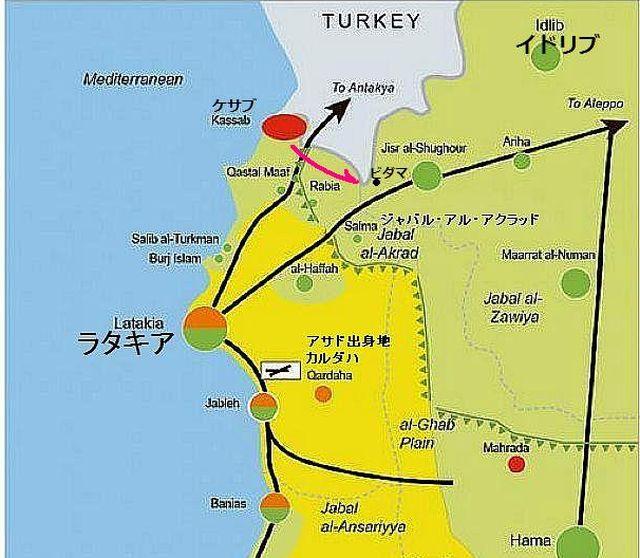 アルカイダ系ヌスラ戦線壊滅か?シリア