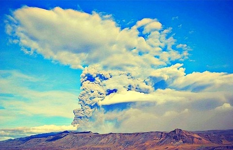 volcano_eyjafjallajokull_by_gleymerei