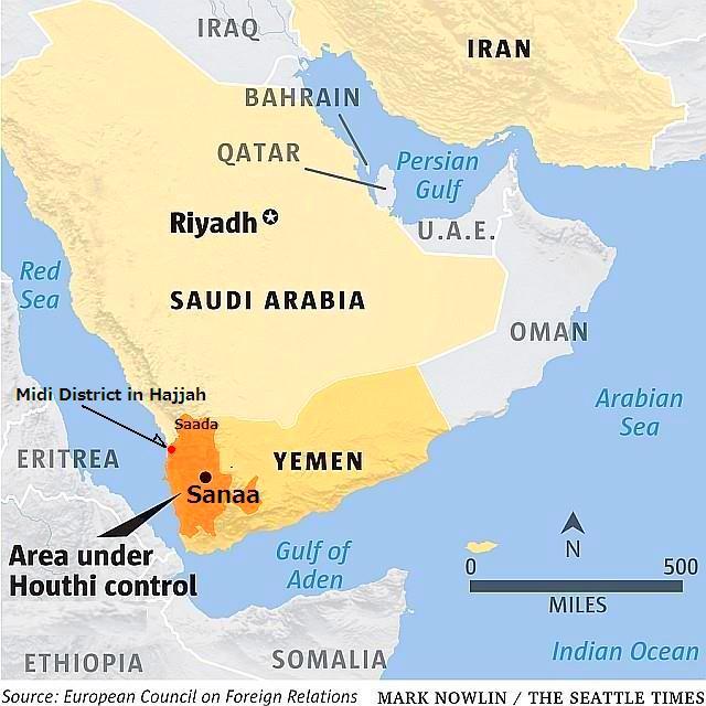 イエメンの戦況は3つ巴 暫定政府...