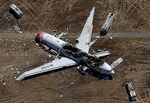 アシアナ航空733便墜落事故