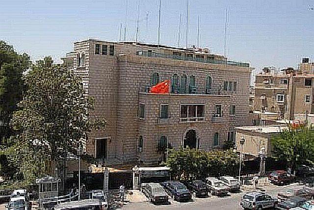狙われる中、露、イラク大使館、ダマスカス、シリア : 北の国から猫と ...
