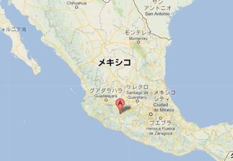 Uruapan, Michoacan - Google マップ