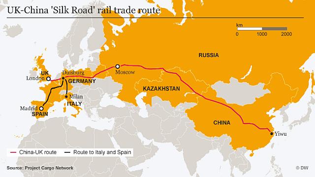 国家鉄路集団 欧州向け空のコンテナ輸送の謎 : 北の国から猫と二人で ...