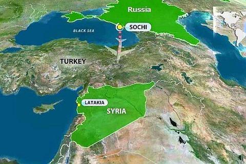 Russia-crash-map