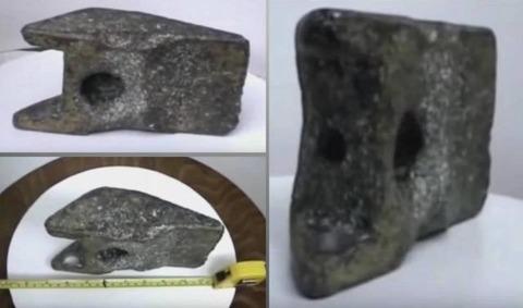 250,00-year-old alumium ufo ancient aliens