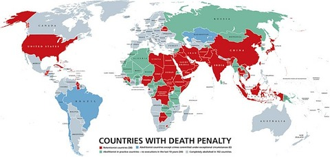 countries-with-death-penalty