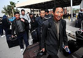 4500_Chinese_evacuated_from_Libya_Americans_rescue_in_delay