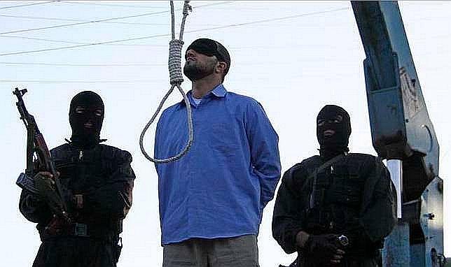 death イランIranで麻薬密輸の罪で死刑判決を受けた37歳の死刑囚Alirez... 北の