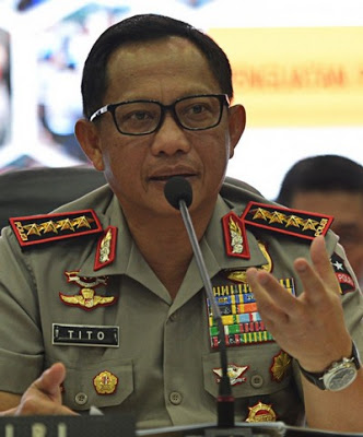 National Police chief Gen