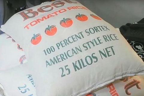Nigerian-authorities-confiscate-25-tonnes-of-fake-rice