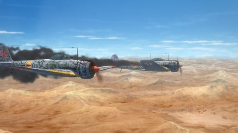 荒野のコトブキ飛行隊5-8