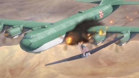 荒野のコトブキ飛行隊11-7