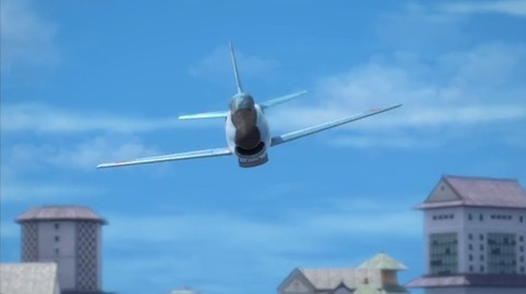荒野のコトブキ飛行隊13-4