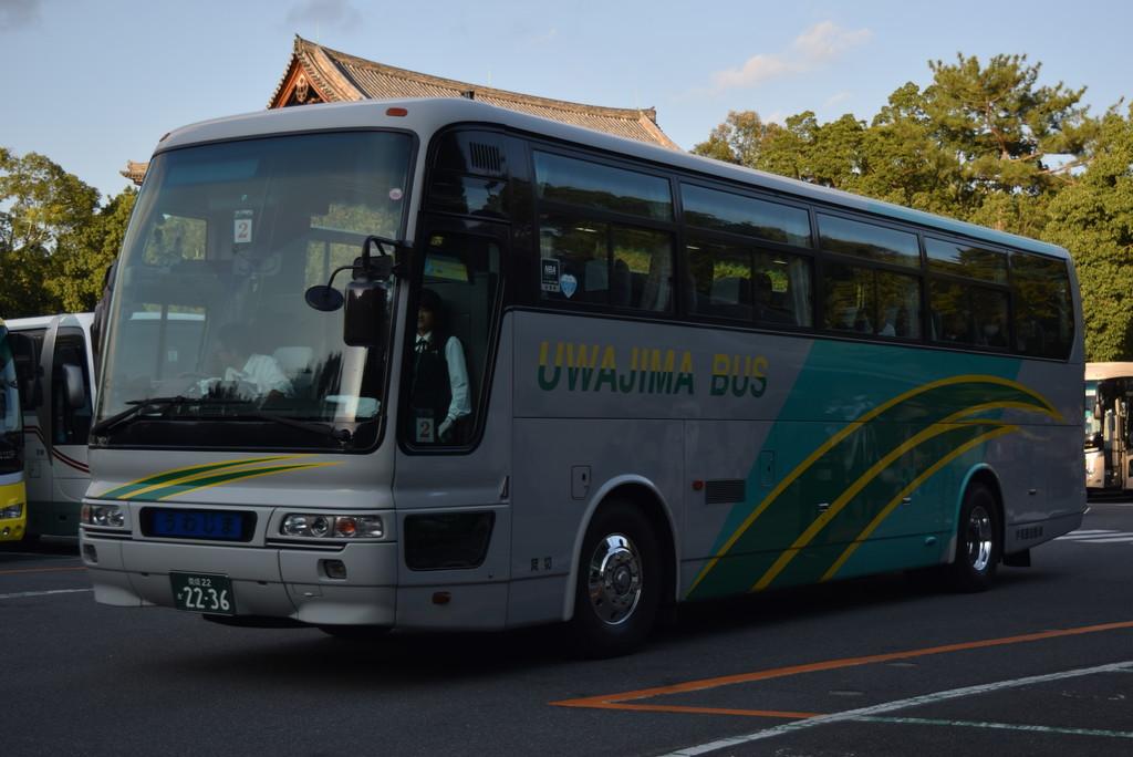 奈良交通とバス撮影記
