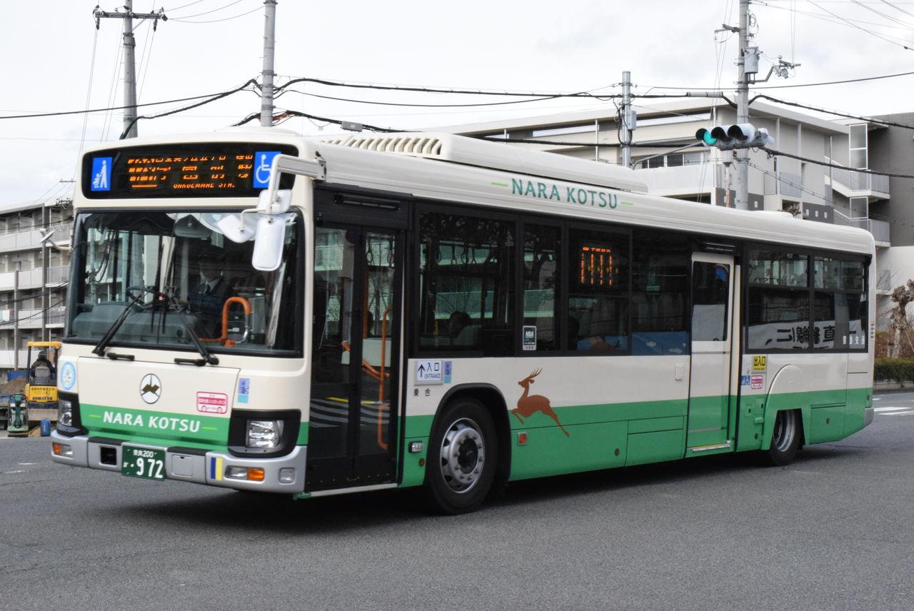 奈良交通北大和営業所