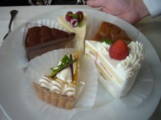 ケーキ種類