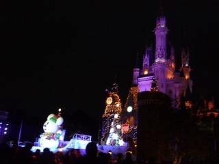 城のショー1