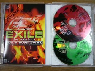 DVDサイン