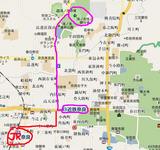 地図 奈良駅