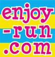 ロゴ enjoyrun-小