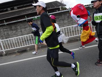 奈良マラソン2014-2-29