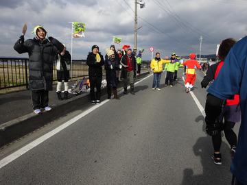 奈良マラソン2014-2-18