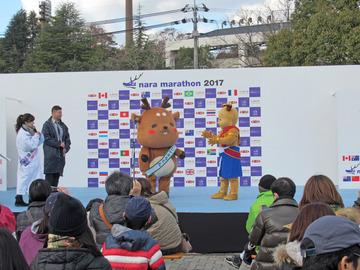 奈良マラソン2017 受付-3