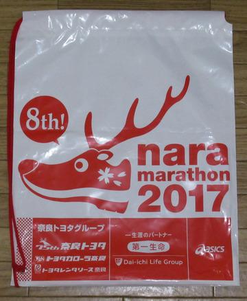 奈良マラソン2017-11
