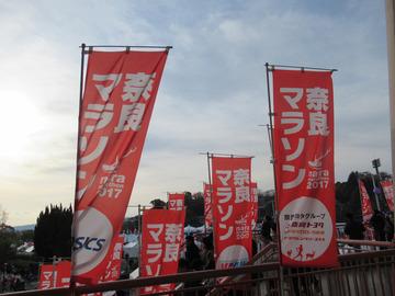 奈良マラソン2017 IMG_1705