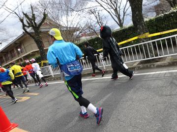 奈良マラソン2014-2-27