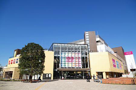 AEON_Mall_Tamadairanomori_Daytime