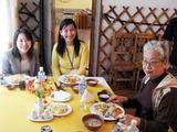 民族料理夕食7