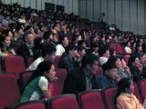 国立文化宮殿ワークショップ4客席