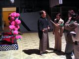 国立文化宮殿テレビ取材