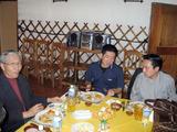 民族料理夕食8