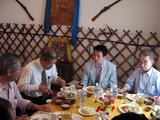 民族料理夕食2