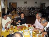 民族料理夕食3