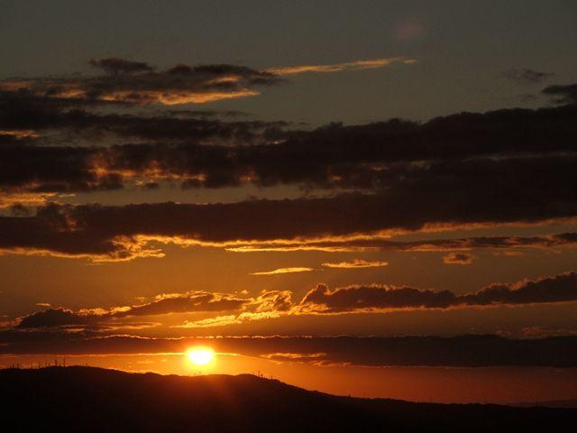 若草山から見た空4