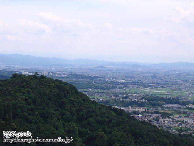 若草山の秋10
